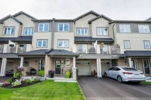 Minto's 5 Star Energy Efficient, Modern Freehold Townhouse