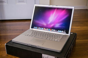 "MacBook Pro 15"" 2.2GHz/4GB RAM/500GB HDD/OS EI Captain/MS Office"