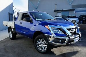2012 Mazda BT-50 UP0YF1 XT Freestyle Blue 6 Speed Manual Cab Chassis Pearce Woden Valley Preview