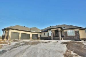 Home for Sale in Rural Leduc County,  (5bd 4ba/1hba)