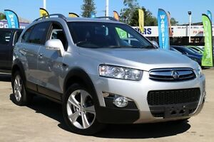 2011 Holden Captiva CG Series II 7 AWD LX 6 Speed Sports Automatic Wagon Greenslopes Brisbane South West Preview