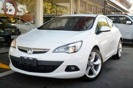2017 Holden Astra PJ MY17 GTC Sport White 6 Speed Automatic Hatchback Somerton Park Holdfast Bay Preview