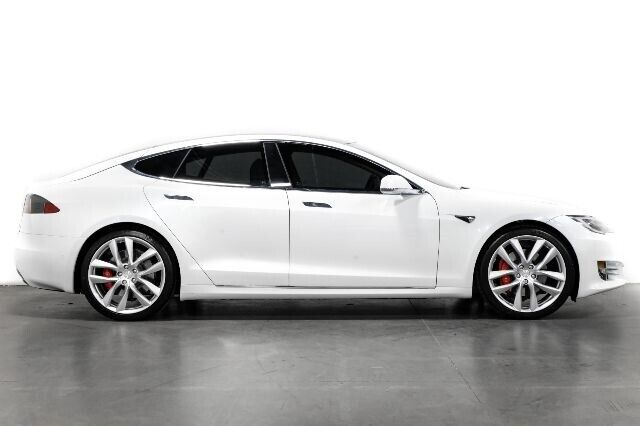 Image 4 Coche Americano usado Tesla Model S 2018