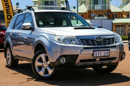 2012 Subaru Forester S3 MY12 XT AWD Premium Silver 4 Speed Sports Automatic Wagon Mindarie Wanneroo Area Preview