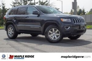 2016 Jeep Grand Cherokee Laredo PRICED TO SELL, BC CAR, 4WD!
