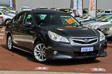2011 Subaru Liberty B5 MY11 2.5i Lineartronic AWD Premium Grey 6 Speed Constant Variable Sedan Cannington Canning Area Preview