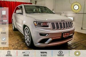 2016 Jeep Grand Cherokee Summit ECO-DIESEL! DVD! LEATHER! NAVI!
