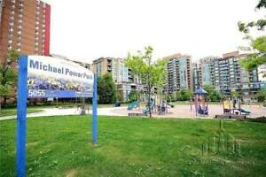Spacious (580Sf) 1 Bedroom Condo. Stainless Steel Appliances,
