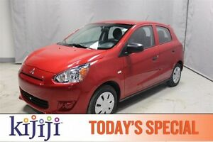 2015 Mitsubishi Mirage ES PLUS Bluetooth,  A/C,