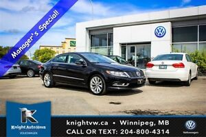 2014 Volkswagen CC Highline 0.99% Financing Avail OAC w/ Memory