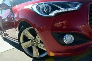 2014 Hyundai Veloster FS3 SR Coupe Turbo Red 6 Speed Sports Automatic Hatchback Thornleigh Hornsby Area Preview