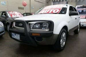 2005 Ford Territory SX TX (4x4) 4 Speed Auto Seq Sportshift Wagon Mordialloc Kingston Area Preview