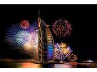 My plan; New Year Eve 2016 in Dubai, Burj Al-Khalifa - Anyone?