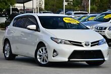 2014 Toyota Corolla ZRE182R Ascent Sport S-CVT White 7 Speed Constant Variable Hatchback Toowong Brisbane North West Preview