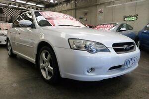 2005 Subaru Liberty MY05 2.5I Safety 4 Speed Auto Elec Sportshift Sedan Mordialloc Kingston Area Preview