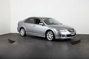 2007 Mazda 6 GG 05 Upgrade Classic Grey 5 Speed Auto Activematic Hatchback Mulgrave Hawkesbury Area Preview