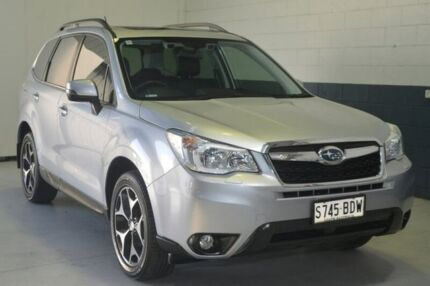 2014 Subaru Forester S4 MY14 2.5i-S Lineartronic AWD Silver 6 Speed Constant Variable Wagon Hillcrest Port Adelaide Area Preview