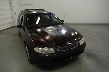 1998 Holden Commodore VT Executive Red 4 Speed Automatic Wagon Moorabbin Kingston Area Preview