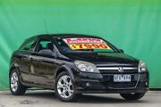 2006 Holden Astra AH MY06.5 CDX Black 5 Speed Manual Coupe Ringwood East Maroondah Area Preview