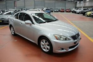 2008 Lexus IS250 GSE20R Prestige Silver 6 Speed Sports Automatic Sedan Maryville Newcastle Area Preview