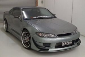 2000 Nissan Silvia S15 Spec R Silver 6 Speed Manual Coupe Myaree Melville Area Preview