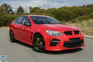 2013 Holden Special Vehicles GTS GEN-F MY14 LSA Red 6 Speed Manual Sedan Hillman Rockingham Area Preview
