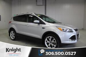2013 Ford Escape Titanium Navigation