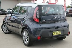 2016 Kia Soul PS MY16 SI Blue 6 Speed Automatic Hatchback Waitara Hornsby Area Preview