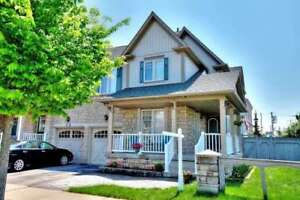 Whitby 4 Bdrm Freehold T/Home 2100 Sqft + Bsmt