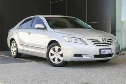 2009 Toyota Camry ACV40R Altise Silver 5 Speed Automatic Sedan Wangara Wanneroo Area Preview