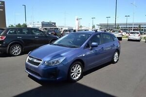 2014 Subaru Impreza G4 2.0I Blue Constant Variable Strathmore Heights Moonee Valley Preview