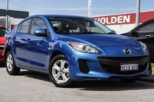 2013 Mazda 3 BL10F2 MY13 Neo Activematic Blue 5 Speed Sports Automatic Sedan East Rockingham Rockingham Area Preview