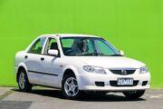 2001 Mazda 323 BJ Protege 4 Speed Automatic Sedan Ringwood East Maroondah Area Preview