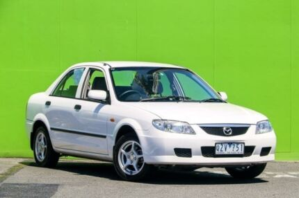 2001 Mazda 323 BJ Protege 4 Speed Automatic Sedan