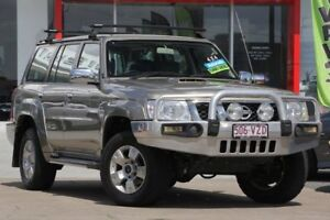 2011 Nissan Patrol GU 7 MY10 ST Gold 4 Speed Automatic Wagon Kippa-ring Redcliffe Area Preview