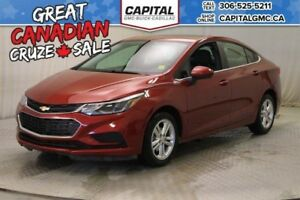 2018 Chevrolet Cruze LT*Sunroof*