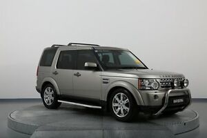 2011 Land Rover Discovery 4 Series 4 MY11 SDV6 CommandShift SE Champagne 6 Speed Sports Automatic Old Guildford Fairfield Area Preview