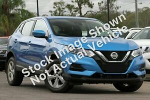 2018 Nissan Qashqai J11 MY18 ST Vivid Blue Continuous Variable Wagon Liverpool Liverpool Area Preview