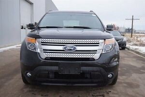 2013 FORD EXPLORER XLT 7seater