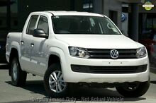 2015 Volkswagen Amarok 2H MY15 TDI420 Core Edition (4x4) Candy White 8 Speed Automatic Utility Liverpool Liverpool Area Preview