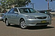 2005 Toyota Camry ACV36R Altise Green 4 Speed Automatic Sedan Condell Park Bankstown Area Preview
