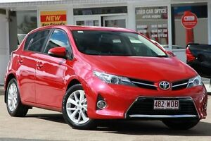 2014 Toyota Corolla ZRE182R Ascent Sport S-CVT Wildfire 7 Speed Constant Variable Hatchback Woolloongabba Brisbane South West Preview