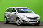 2008 Holden Astra AH MY08.5 CDTi Silver 6 Speed Sports Automatic Wagon Ringwood East Maroondah Area Preview