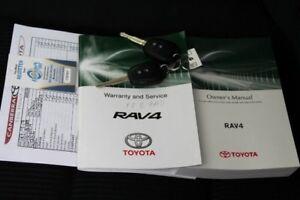 2016 Toyota RAV4 Glacier White Wagon