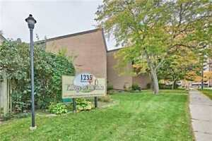 Beautiful, Spacious, 3 Bedroom Condo Town House With Finished Ba