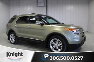 2013 Ford Explorer Limited Navigation