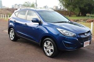 2013 Hyundai ix35 LM3 MY14 Active 6 Speed Automatic Wagon The Gardens Darwin City Preview