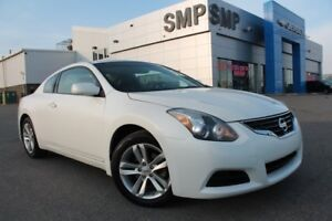 2012 Nissan Altima 2.5 S Coupe - PST Paid, Leather, Sunroof, All