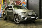 2012 BMW X5 E70 MY12.5 xDrive50i Steptronic Sport Grey 8 Speed Sports Automatic Wagon Perth Perth City Area Preview