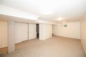 Beautiful Basement for Rent in Richmond Hill. Bayview/Elgin Mill
